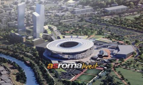 Stadio della Roma, le dichiarazioni dei partners