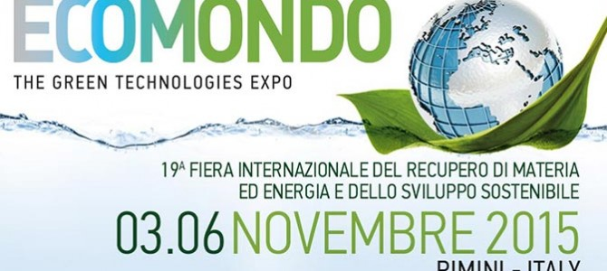 "Sole 24 Ore in occasione di Ecomondo: ""Italia Green, la lobby virtuosa"""