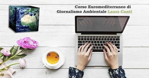 Aperte le iscrizioni per edizione 2018 del Corso di Giornalismo Ambientale Laura Conti